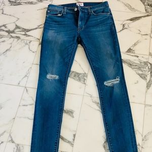 Women's Hudson Barbara Jeans Sz 27